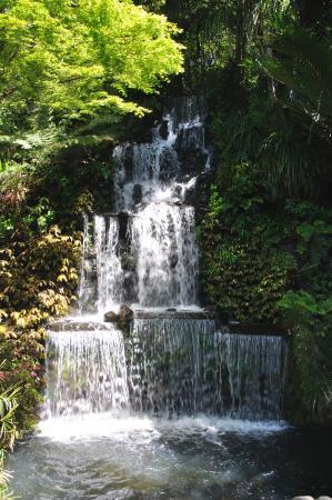 New Plymouth, Nueva Zelanda: The waterfall