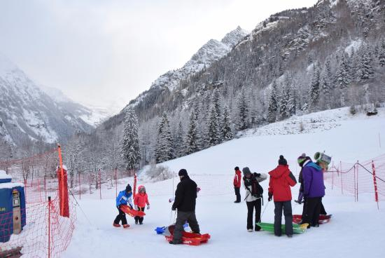 "Gressoney Saint Jean, Ιταλία: Baby Snow Park ""Weissmatten"""