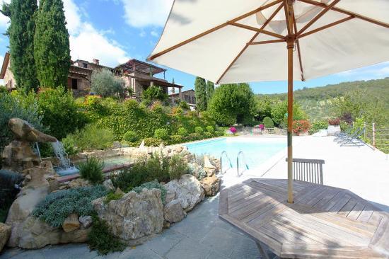 Agriturismo Piaggione di Serravalle: piscina