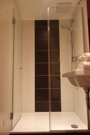 Hotel Busche: Badezimmer