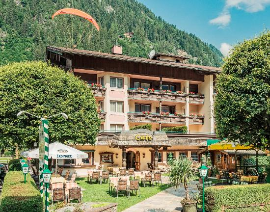 Hotel Alpenhof Kristall: Hotel Sommer