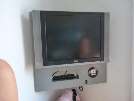 Hotel ibis budget Rio de Janeiro Centro: Tv disponível no quarto