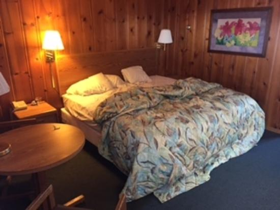 Dell Creek Motel: Clean Rooms!