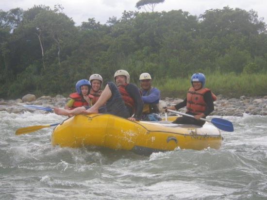 Rios Ecuador: Lots of fun