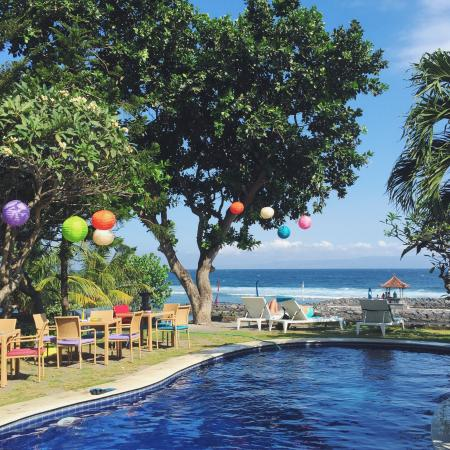 Relax Beach Resort Candidasa Photo