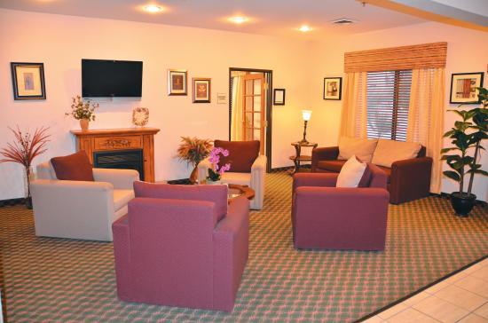 La Quinta Inn & Suites NW Tucson Marana: Lobby