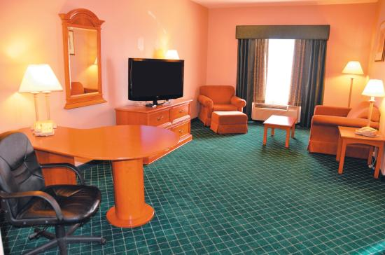 La Quinta Inn & Suites NW Tucson Marana: Suite