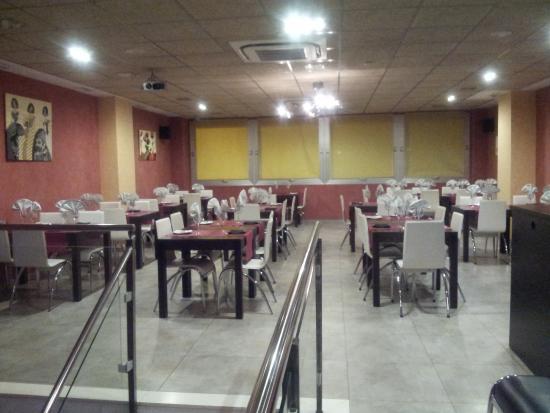 Chilches, Spain: comedor 1