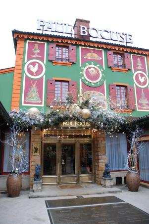 Restaurant Paul Bocuse: Lu0027entrée De Jour