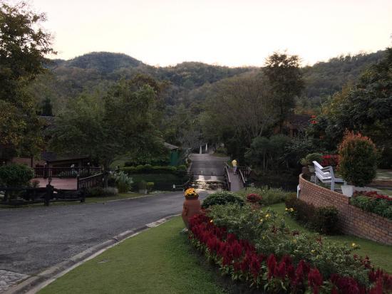 Belle Villa Resort: หน้าโรงแรม