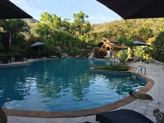 Belle Villa Resort: บริเวณโรงแรม