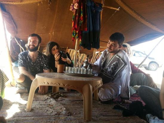 Day Trip Marrakech - Day Tours morocco sahara nomads tent & morocco sahara nomads tent - Picture of Day Trip Marrakech - Day ...