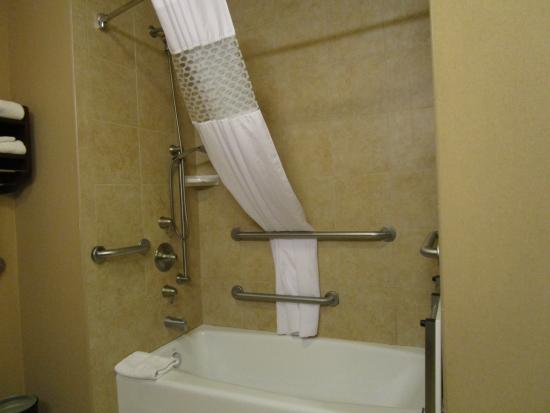 Hampton Inn & Suites Ocala - Belleview: Guest Bath