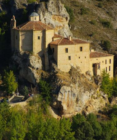 ERMITA DE SAN SATURIO - SORIA - Picture of Ermita de San Saturio, Soria - Tri...