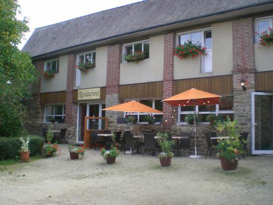 Moncontour, France: Hostellerie de la Poterne