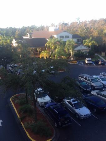 Wyndham Cypress Palms: Vista do quarto