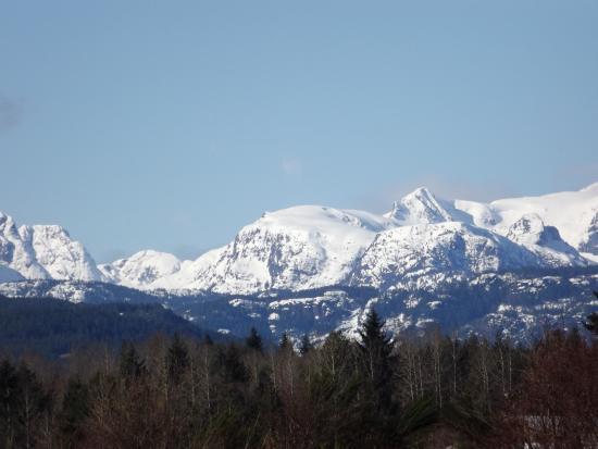 Comox Valley, Canadá: Strathcona Park Mountain Range