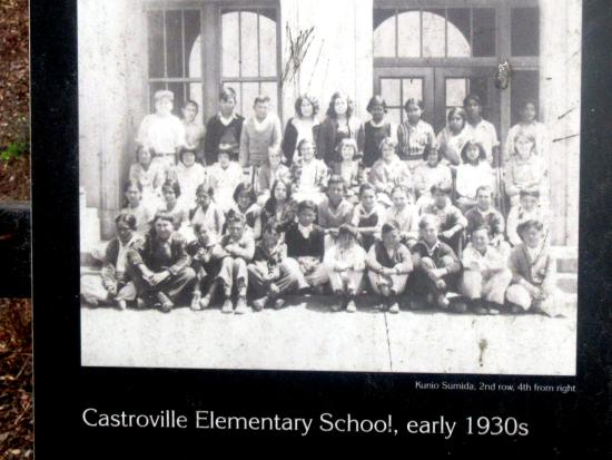 Кастровилль, Калифорния: The Castroville Japanese School, Castroville, Ca