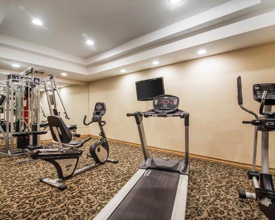 Ashland, Nueva Hampshire: Fitness Center