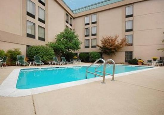 Comfort Inn Quantico: Hotel Pool