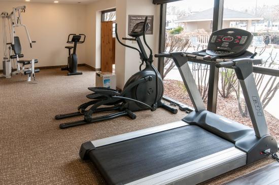 Comfort Inn Quantico: Fitness