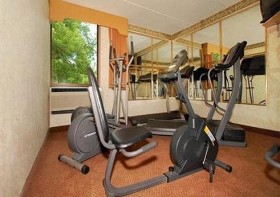 Liverpool, Nowy Jork: Fitness room