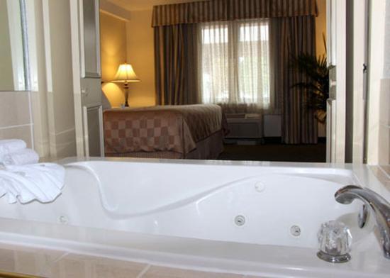 Hamden, CT: guest room