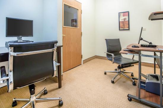 Comfort Inn & Suites Tinley Park IL: Business center