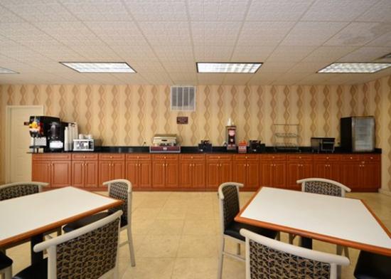 Grantville, Pensylwania: Free hot Breakfast