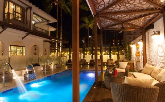 Hotel Boutique Jardines de la Alhambra