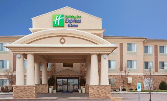 Brandon, Dakota del Sur: Hotel Exterior