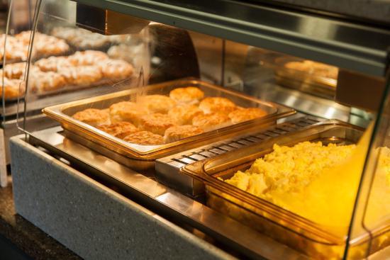 Brandon, Dakota del Sur: Breakfast Bar