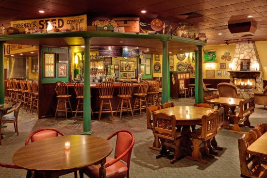 Auburn, Nova York: McMurphy's serving lunch & dinner