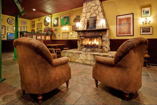 Auburn, نيويورك: Restaurant