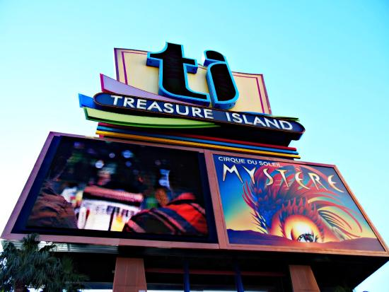 TI  Treasure Island Hotel and Casino in Las Vegas  Hotel