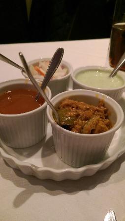 Raka Fine Indian Cuisine