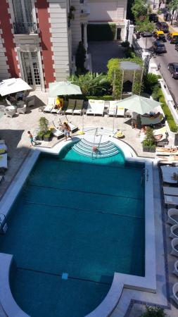 Four Seasons Hotel Buenos Aires: Piscine