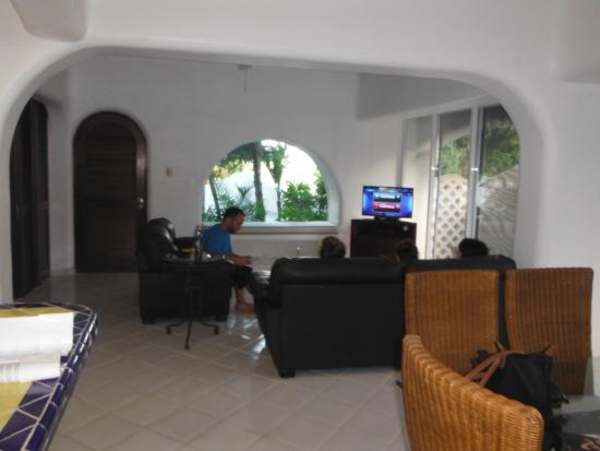 Natz Ti Ha Condominios: Living area