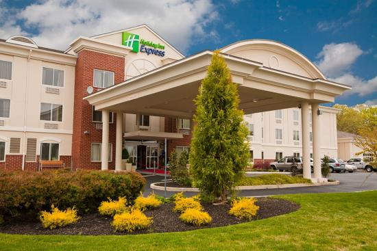 Vineland, NJ: Welcome to the Newly Renovated Holiday Inn Express