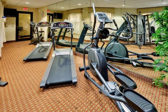 ‪‪Holiday Inn Express Hotel & Suites Easton‬: Fitness Center‬