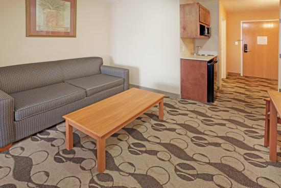 Holiday Inn Express & Suites Elgin : Suite