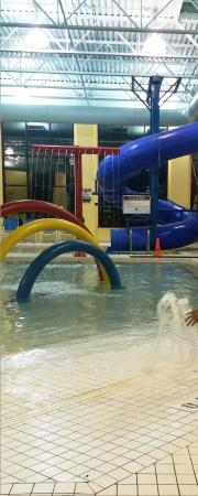 DoubleTree Resort by Hilton Hotel Lancaster: Kid Water Playground and Slide