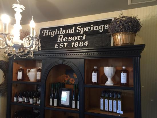 Highland Springs Resort and Conference Center: photo9.jpg