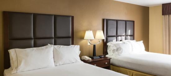 Hinesville, Gürcistan: Queen Bed Guest Room