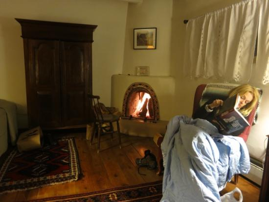 Mabel Dodge Luhan House: Ansel Adams room