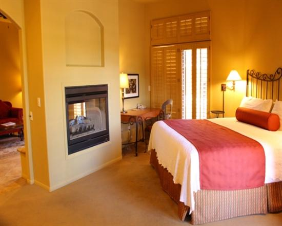 Las Posadas of Sedona: King Bedroom