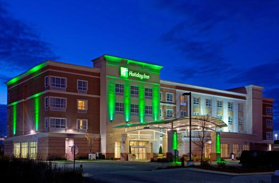 Aurora, IL: Hotel Exterior