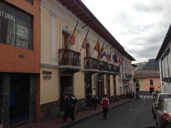 Hotel Boutique Plaza Sucre Photo