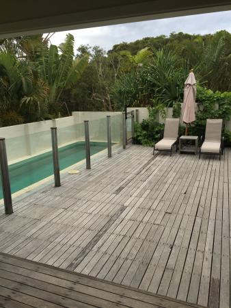 The Cape Beach House : Pool and Deck