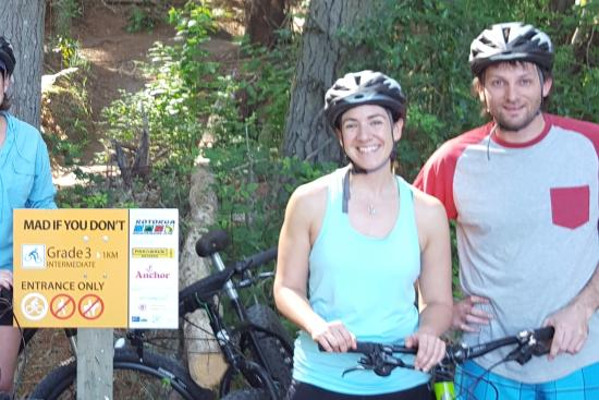 Multi-Day Adventures Day Tours: Mountain Biking in the Redwoods